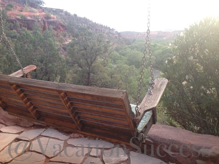 Sedona Cliff Seat