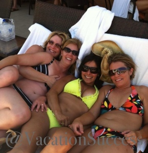 Vegas Girls Pool 2011
