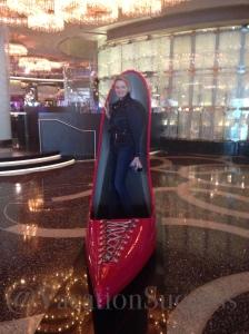 Vegas Shoe 2015