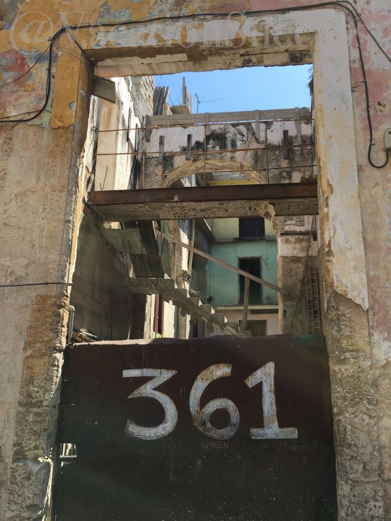 Old Havana Building 361