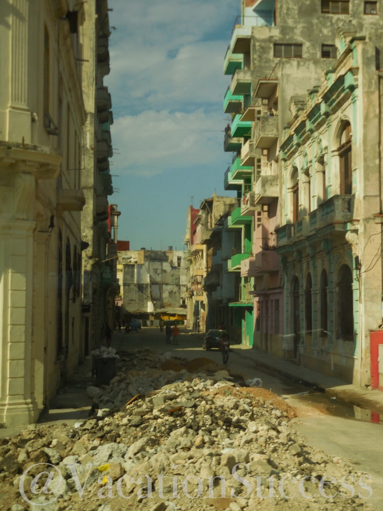 Transformation is slow, but its coming to Habana.