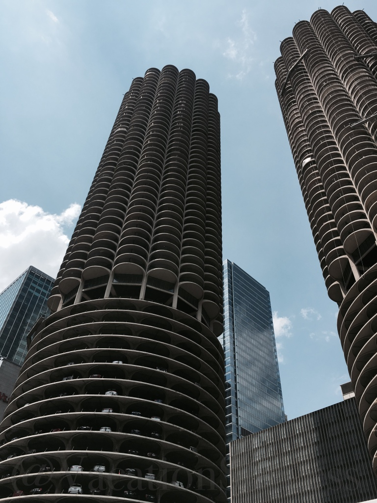 Corn Cob Tower, Chicago